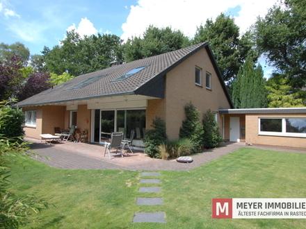 Modernes Wohnhaus in einmaliger Lage in Oldenburg-Ofenerdiek (Obj.-Nr. 5919)