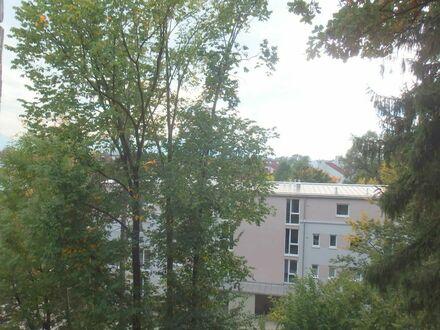 Ausblick v. Balkon