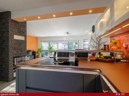 Energieeffizientes KfW 55 Traumhaus - ruhig, sonnig und top-modern!