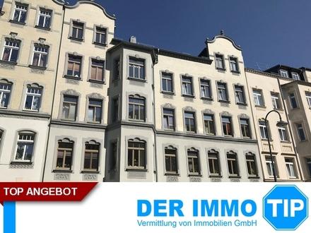 Der Kaßberg ruft +++ große 3 Zimmerwohnung mit Balkon