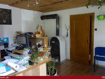 * Illertissen-OT: Bauernhaus mit Stall und Scheune auf großem Grundstück *