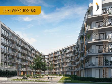 Ideale Kapitalanlage: Provisionsfreie 2-Zimmer-Wohnung am Stadtpark mit Terrasse | Kategorie STYLE