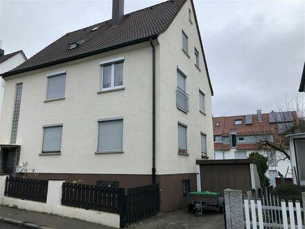 Gepflegtes 3-Familienhaus am Eselsberg