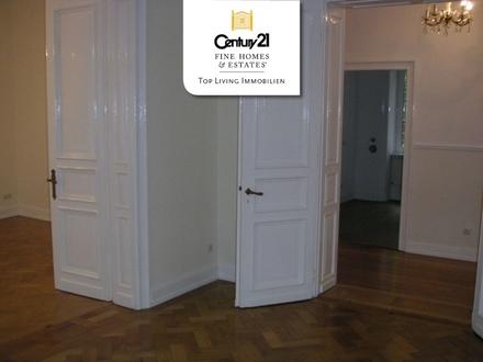 STILALTBAU-SCHMUCKSTÜCK! Charmantes 3-Zimmer-Juwel mit vielen Original-Elementen und 2 Balkonen