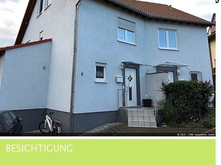 Erstklassige Doppelhaushälfte in bevorzugter Wohnlage von Worms-Horchheim mit Einliegerwohnung