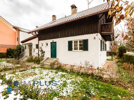 Interessantes Baugrundstück für ein Doppelhaus in guter Lage von Bad Aibling