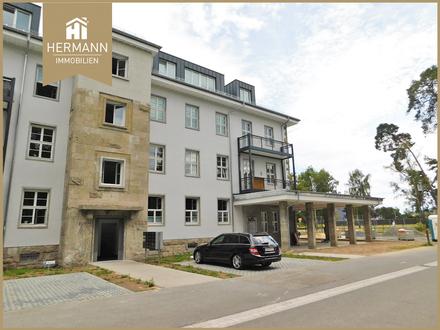 Neubau Erstbezug! Moderne 4-Zimmerwohnung mit Balkon in Hanau