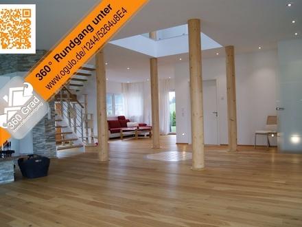 Neuwertige Massive Holz-Fachwerkvilla nähe Kitzbühel