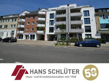 Moderne 3 Zi.- Wohung mit großem Balkon in beliebter Lage Findorffs!