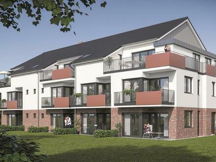 Attraktive Neubau-Eigentumswohnungen in zentraler und ruhiger Lage in Lemwerder