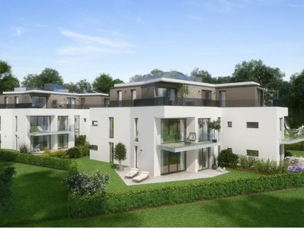 Riedenburg/Maxglan: Penthouse in herrlicher Ruhelage