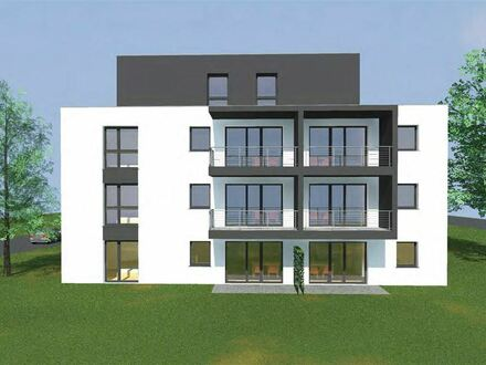 Neubau Dachgeschosswohnung in Theesen (WBS erforderlich)