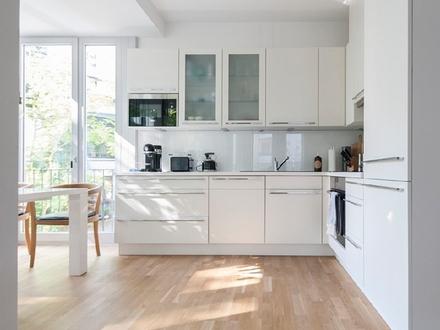 Hochwertig Wohnen in Bestlage! Moderne 3-Zimmer-Wohnung mit Loggia und Balkon