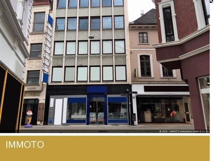 Niedliche 2 Zimmerwohnung mitten in der Innenstadt von Oldenburg!