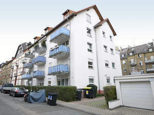 Kapitalanlage - Helle 2-Zimmer-ETW seitlich Waldstraße