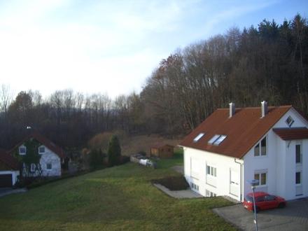 Schicke DG-Wohnung in ruhiger Randlage