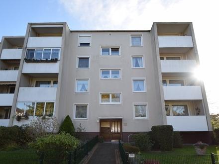 Huchting / Renovierte 3-Zimmer-Wohnung mit Balkon
