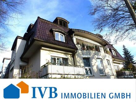 3-Zimmer-Mietwohnung mit 3 Balkonen in bester Lage von Bad Salzuflen am Obernberg!
