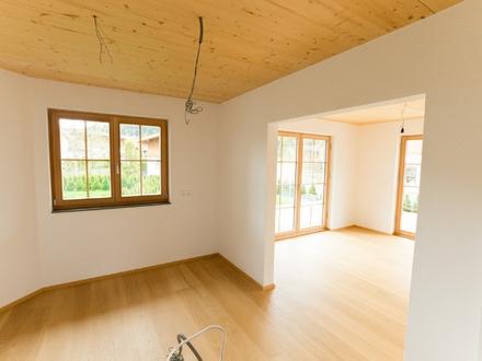 Ansicht Küche_Wohnzimmer