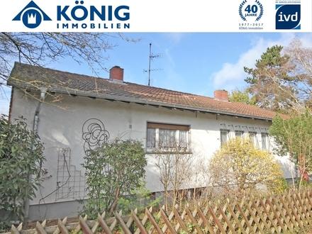 Wohnen im Waldvillengebiet - Einfamilienhaus mit großem Grundstück in begehrter Mainzer Topp-Lage