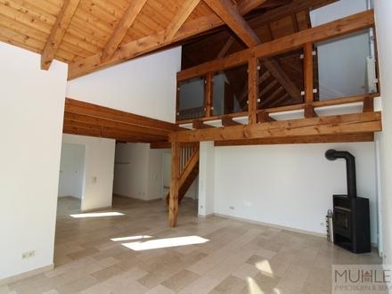 Moderne Maisonette-Wohnung mit Flair auf 160 m²