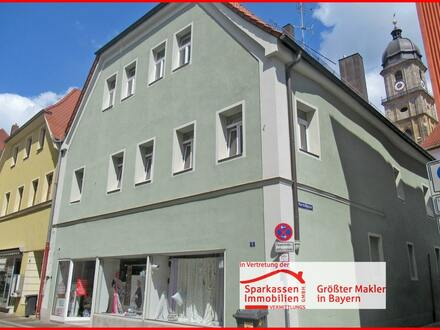 Historisches Gebäude mitten in der Innenstadt