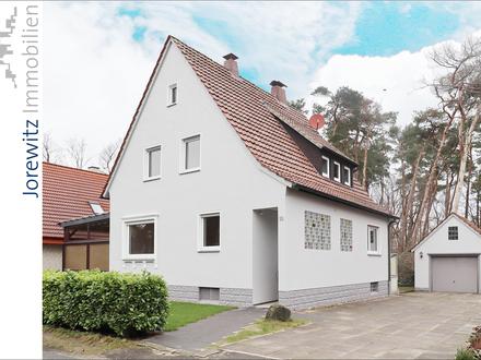 Bielefeld-Ummeln: Einfamilienhaus in ruhiger Waldrandlage