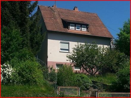 Einfamilienwohnhaus in Reicholzheim