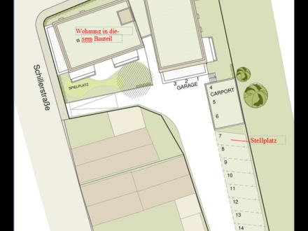 2-Zimmer Neubauwohnung Zeppelinstr. 39, 74199 Untergruppenbach