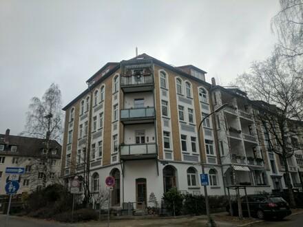 Traumhafter Blick über Braunschweig, Dachgeschoßwohnung im östlichen Ringgebiet
