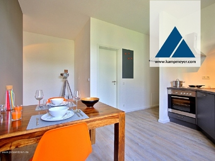 WG-Zimmer: All-Inclusiv-Apartment in Ehrenfeld