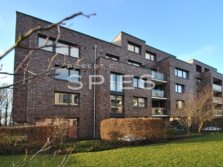 Stadtwerder: Urbane 3-Zimmer-Wohnung mit Weserblick