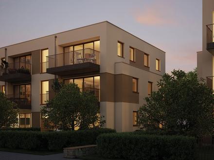 Hochwertige 4-Zimmer-Wohnung mit Terrasse
