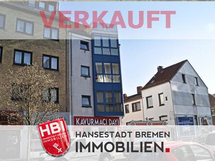 Neustadt / Attraktives 3-Familienhaus mit Gewerbeeinheit nahe Innenstadt