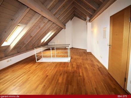 ***Moderne 3 Zimmer-Maisonettewohnung mit Atelier in ruhiger Wohnlage & Stadtbusanbindung Linie 1***