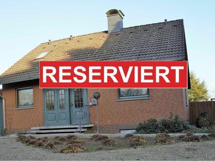 Reserviert: Ein Haus mit Charme und viel Potential