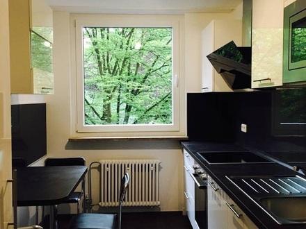 sanierte und modernisierte 2-Zimmerwohnung