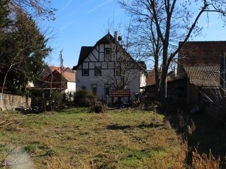 Wohnen und Arbeiten mit Altbauflair in ruhiger Lage
