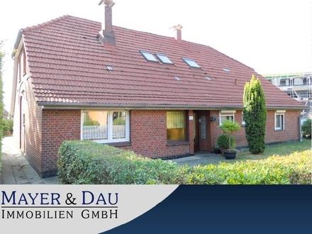 Varel: Wohnhaus mit 3 Wohneinheiten in Varel-Obenstrohe Obj-Nr. 4386