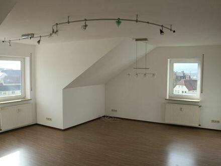 moderne 4-Zimmerwohnung über den Dächern von Lichtenfels
