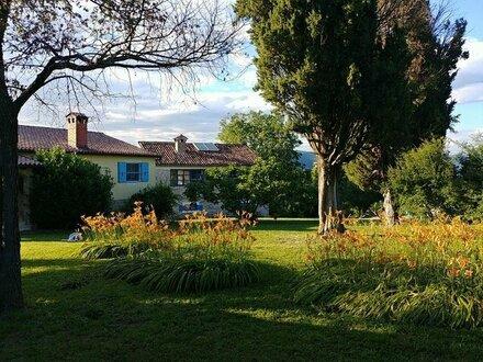 Anwesen in den Weinbergen von Istrien