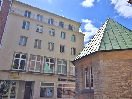 Moderne Penthouse-Wohnung im Herzen der Bielefelder Altstadt!