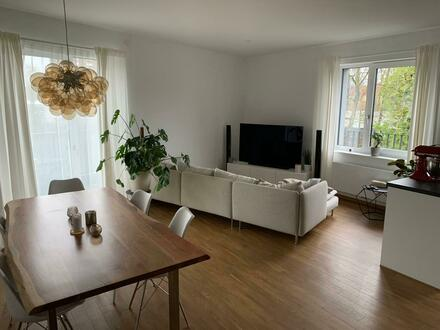 Stilvolle 4-Zimmer-Penthouse Wohnung in der Innenstadt Osnabrücks