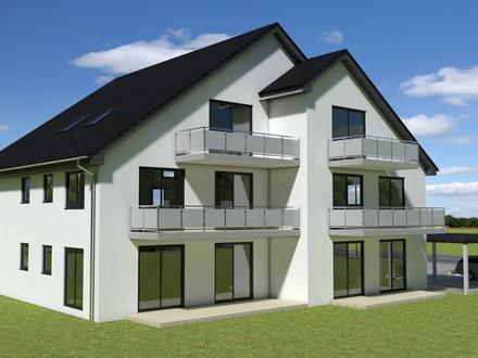 NEUBAU von 6 attraktive Eigentumswohnungen in Gütersloh-Süd, KfW-55-Haus!