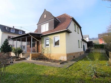 Fast ein Haus für sich - Große Wohnung mit Garten in Rüdesheim