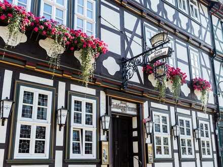 Pächter für traditionsreiches Hotel direkt in Goslars Altstadt gesucht.