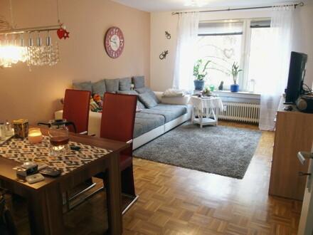 Geräumige 3-Zimmer-Wohnung mit Südwestloggia…