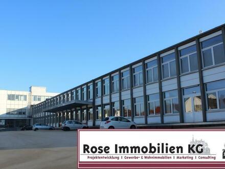 ROSE IMMOBILIEN KG: Moderner Büro, Lager- und Produktionskomplex in Vlotho nahe der A2 und A 30