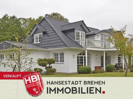 Worpswede / Repräsentatives Anwesen in perfekter Lage