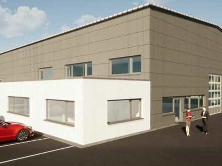 Projektiertes Büro- und Produktionsgebäude in Mennisweiler